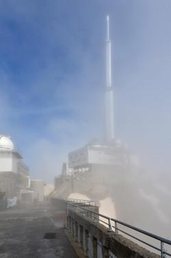 Sejour au Pic du Midi Juillet 2014