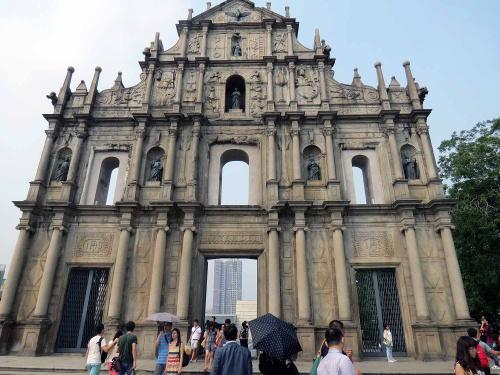Macao - La vieille ville