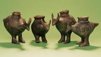 Les biberons préhistoriques ...