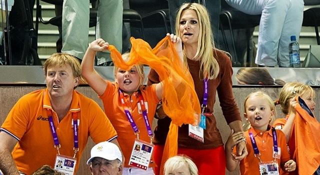 Les Orange aux JO