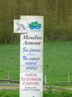 Le circuit du Moulin AMour
