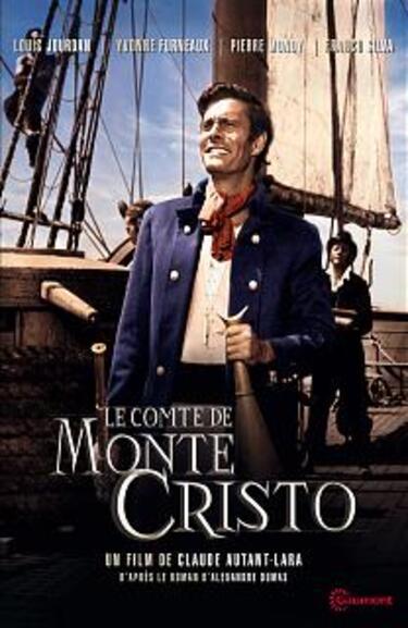 Le Comte de Monte Cristo (1961) : Victime d'une machination, le jeune officier de marine Edmond Dantès est arrêté le jour de ses fiançailles et emprisonné au château d'If pendant dix-sept ans. En prison, Dantès rencontre l'abbé Faria, qui lui révèle la cache d'un fabuleux trésor enfoui dans l'île de Monte-Cristo. Après la mort du prêtre, Dantès s'évade, récupère le trésor et entreprend de se venger. ... ----- ... Un film avec Claude Autant-lara, avec Louis Jourdan, Jean-Claude Michel, Jean Martinelli, Claudine Coster, Roldano Lupi et Henri Guisol. Genres : Aventure, Drame - Durée : 180 mn