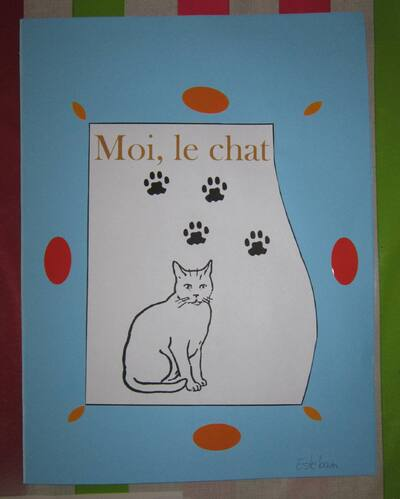 Le chat - Esteban et Marie