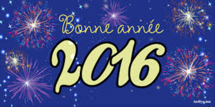 **   BONNE FÊTE de FIN D 'ANNEE 2015**
