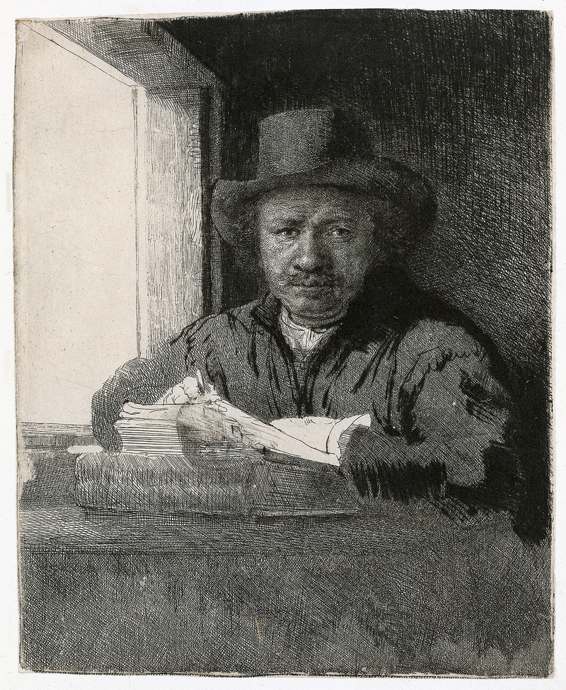 10 Tableaux de Rembrandt