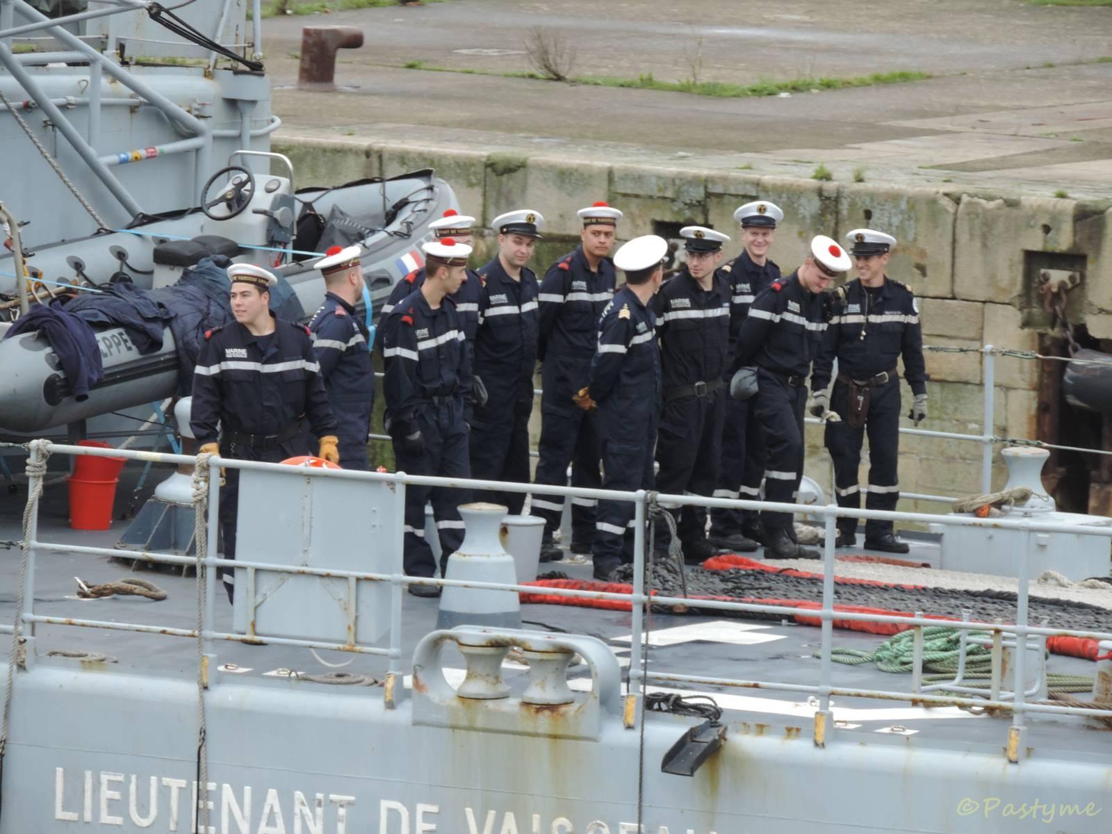 Aviso Lieutenant de Vaisseau LAVALLEE