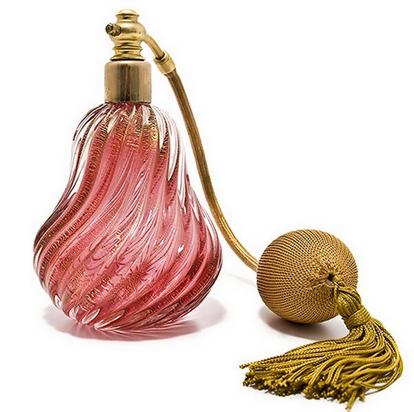 Tubes flacons de parfum for Pochoir salle de bain