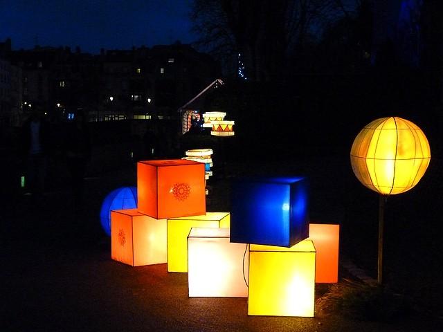 Metz Le sentier des lanternes 4 Marc de Metz 22 12 2012