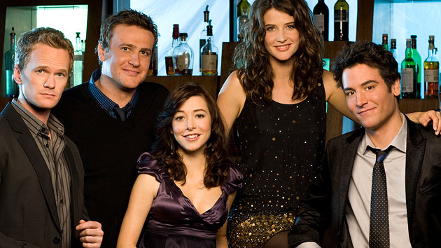 [COMIC CON 2013] HOW I MET YOUR MOTHER : Voyage, gilfes, amours & guests !