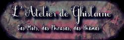 "Atelier chez Ghislaine ""Clémentine"""