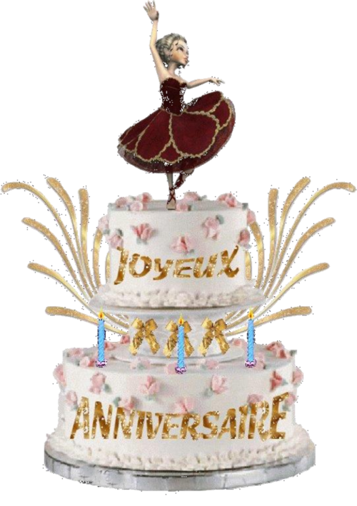 Bon anniversaire ma Danie