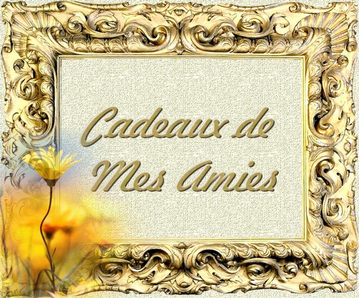 CADEAUX AMIES