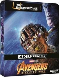 [Test Blu-ray] Avengers : Infinity War