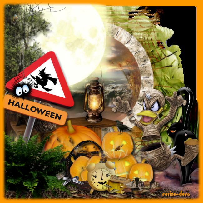 gif halloween pour le défi de babouchka