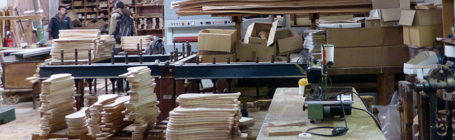 Fabricant de palas traditionnelles, matériel et équipement pilotari, équipement pelote basque.