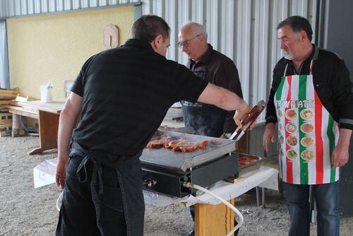 30 Mars2014 Repas des bénévoles soirée Lasagne