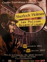 Sherlock Holmes contre les Polices Scientifiques