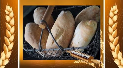 Paco-sécos (petits pains portugais )