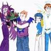 Fan art Angel\'s Friends.jpg