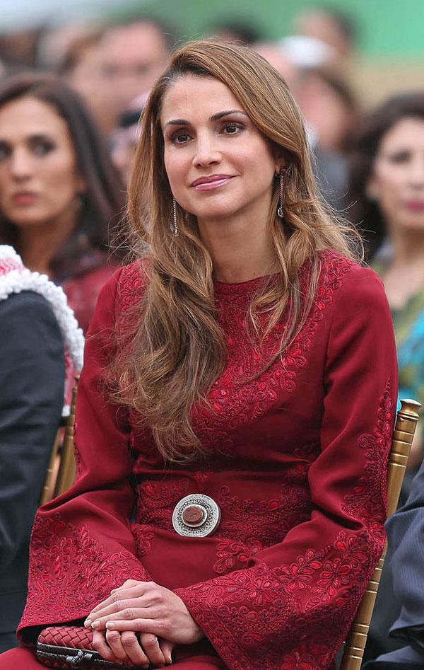Rania et la fête de l'indépendance