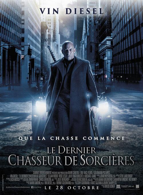 """Bonsoir a l'honneur : """" Le Dernier Chasseur de Sorcière """""""