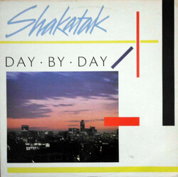 Shakatak - Day By Day - Complete LP