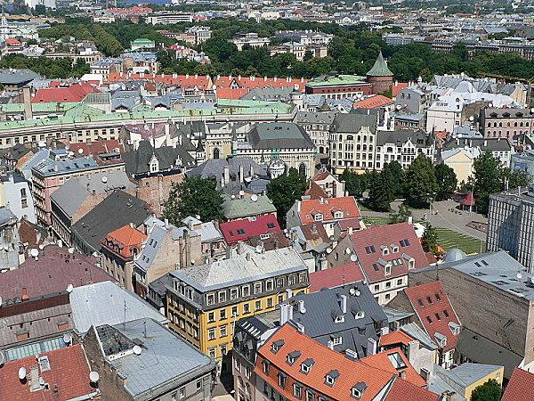 800px-Riga la vieille ville