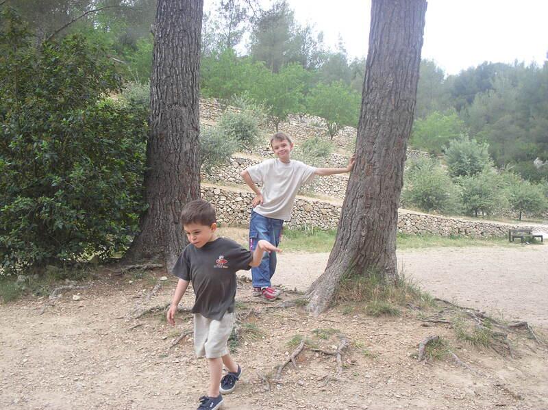 Au parc des Bruyères
