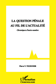 La question pénale au fil de l'actualité