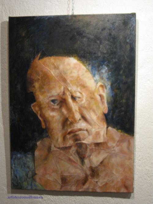 Pascal Girard aux Cimaises éphémères de Thuir