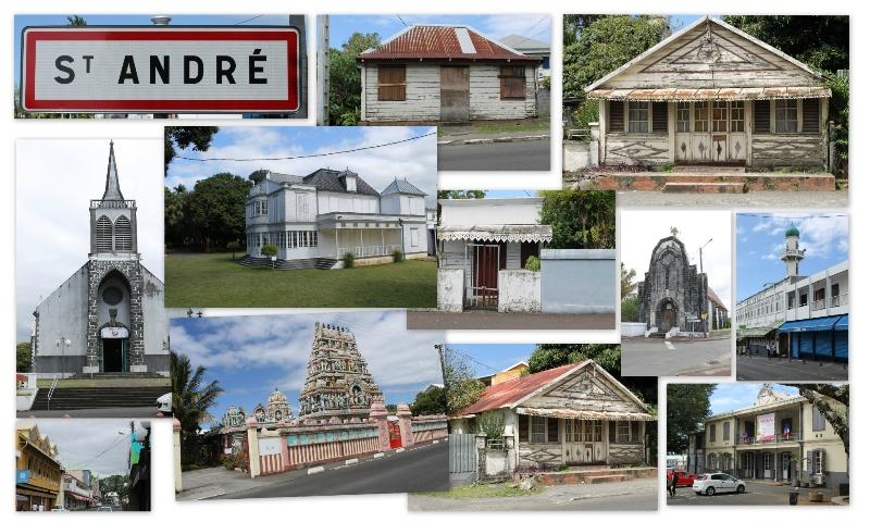 ST-ANDRE (Réunion) et son marché 2/4