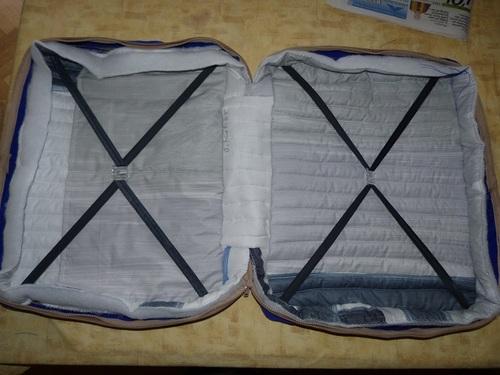La valise de la chambre de naissance