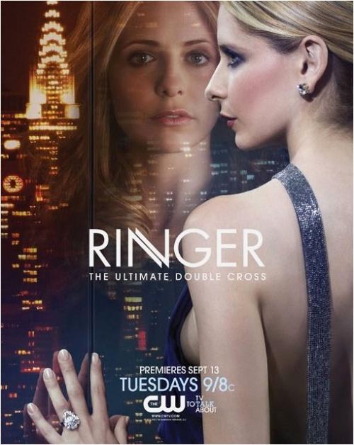 Ringer 1x01 Pilot