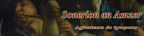 Sonerion an Amzer - Duo de cornemuses