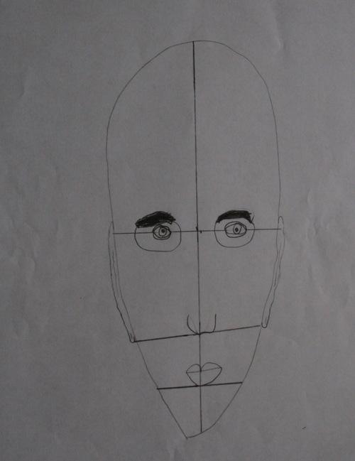 Apprendre à faire un visage (suite)