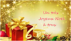 Joyeux Noël à tous …