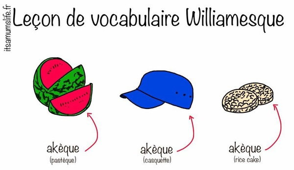 Leçon rapide de vocabulaire - 2