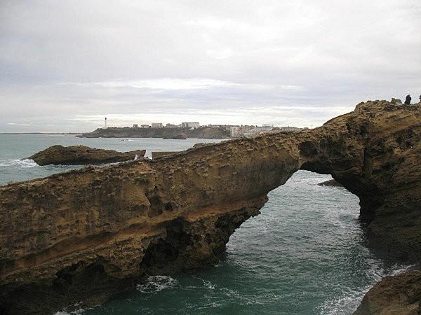 biarritz le rocher de la vierge1