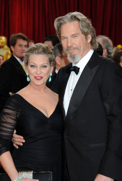 Jeff Bridges and Susan Geston - 82nd Annual Academy Awards - Arrivals 6