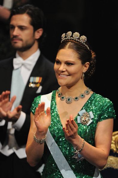 Victoria aux Prix Nobel