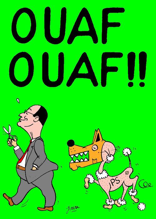 Ouaf ouaf !