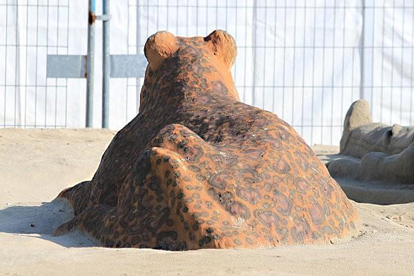 sculptures en sable à Royan-12-