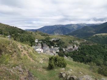 Le hameau de Fetges