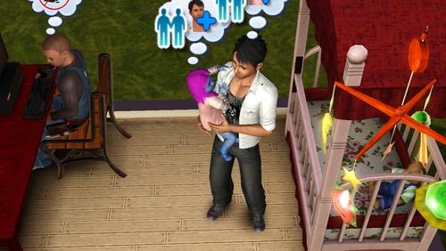 Le destin des Ganatie chapitre 9 : mariage et leçon d'enfance