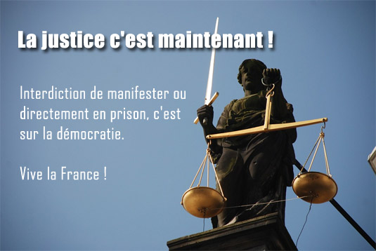 Rennes : 3 manifestants anti-aéroport condamnés à de la prison ferme