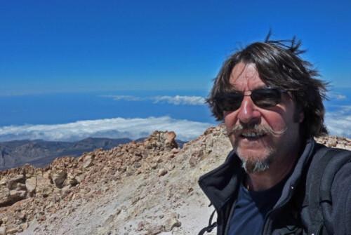 Patmul au Teide