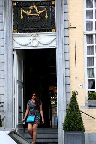 Shopping-tourisme à Bruges