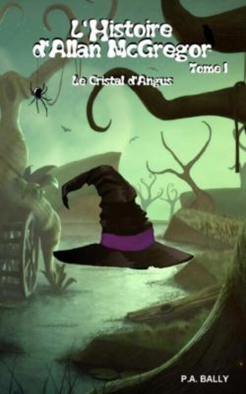 """""""L'Historie d'Allan McGregor T1"""" un joli roman jeunesse dans la veine d'""""Harry Potter"""" : 15.5/20"""
