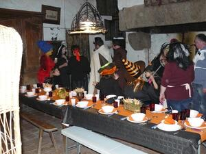 Halloween au Roseray