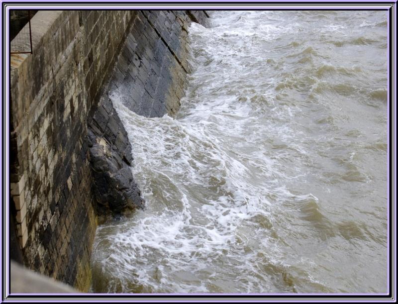 Vagues à St Georges de Didonne (charente maritime)
